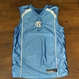 Mens large basketball jersey